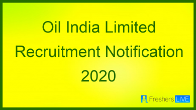 Photo of OIL Recruitment – Apply Consultant Posts, Salary 40000 – 2020